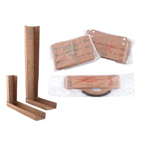 Шины складные одноразовые (картон)