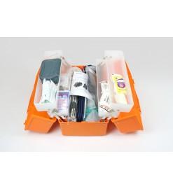 Укладка для оказания первой помощи при чрезвычайных ситуациях и стихийных бедствиях УППчс-01-