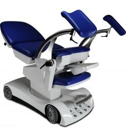 Гинекологическое кресло с электромотором GOLEM F1