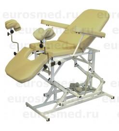 Гинекологическое кресло MedMebel №10 с электроприводом