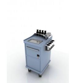 Дополнительный модуль подогрева и утилизации инструментов hot