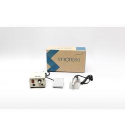 Аппарат для маникюра и педикюра Strong 90 (с педалью в коробке)