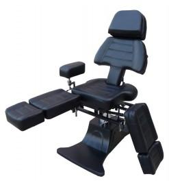 Кресло механическое CE-13 (КО-214) ЭЙФОРИЯ с возможностью поворота c подставкой в комплекте