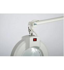 Лампа лупа для столика PRINCESS UV (СН2)