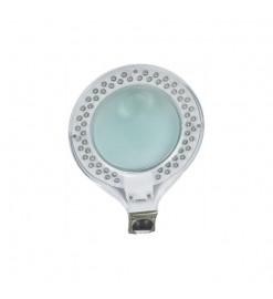 Лампа-лупа настольная  8093 LED 3D+12D