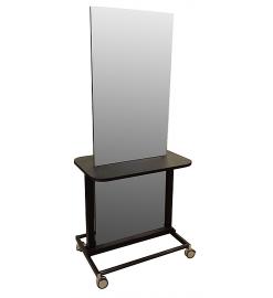 Парикмахерское зеркало двухсторонее Мелис