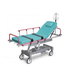 Тележка медицинская для перевозки больных ТБП-01