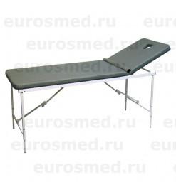 Складная массажная кушетка MedMebel №1