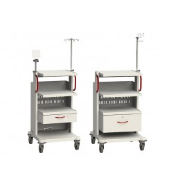 Стойка медицинская для аппаратуры СА-2
