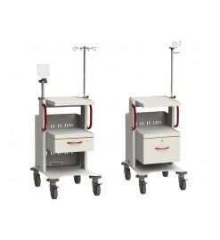 Стойка медицинская для аппаратуры СА-4