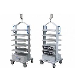 Стойка медицинская для аппаратуры CA-3 Eleps