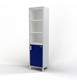 Шкаф для документов (верх открыт, низ глухие дверцы) 105-001-6