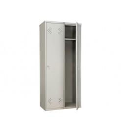 Шкаф медицинский для раздевалок HILFE МД LS(LE)-21-80