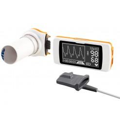 Портативный спирометр с оксиметром Spirodoc OXY