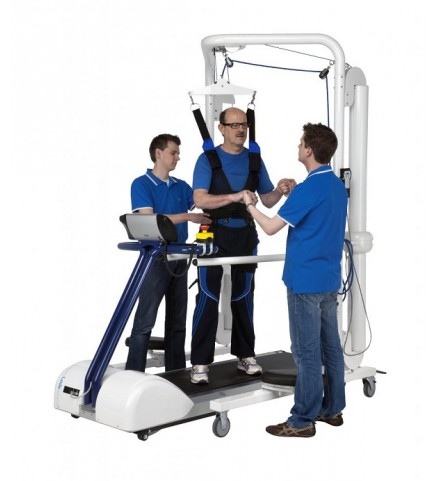 Body Weight Support System Система разгрузки веса пациента при проведении тредмил-терапии