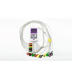 Беспроводной Bluetooth электрокрадиограф КРБ-01