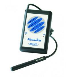 Малогабаритный допплеровский звуковой индикатор скорости кровотока МИНИДОП