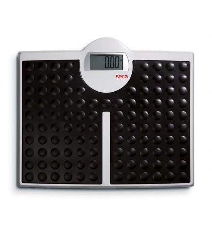 Весы медицинские напольные с широкой удобной платформой seca 813
