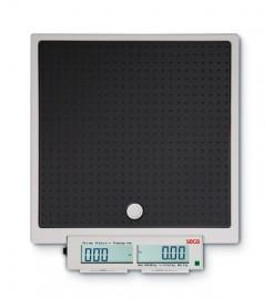 Весы медицинские напольные платформенные с двойным дисплеем seca 874