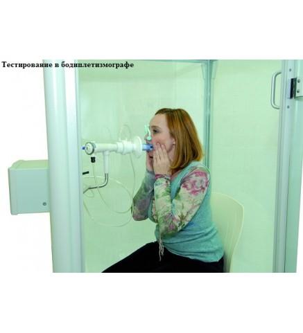 Quark PFT Пульмонологическая диагностическая лаборатория