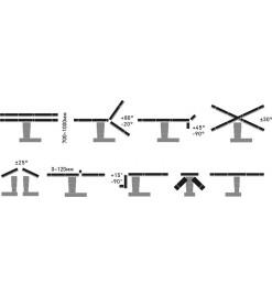Стол операционный универсальный СТ-2 модель 2.04 Электрический