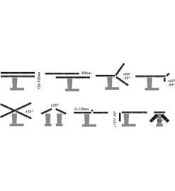 Стол операционный универсальный СТ-2 модель 2.02 Электрический