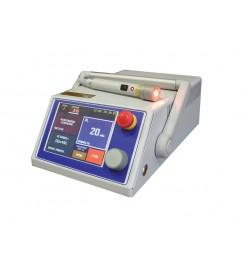Хирургический лазер АЛОД-01- лазерный аппарат с экраном