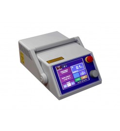 Хирургический диодный лазер АЛОД-01- лазерный аппарат с экраном
