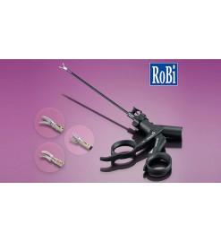 Поворотные биполярные захватывающие щипцы и ножницы для детской лапароскопической хирургии с диаметром 3,5 RoBi®
