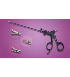 Серия разбираемых на три части инструментов CLICKline для детской лапароскопической хирургии