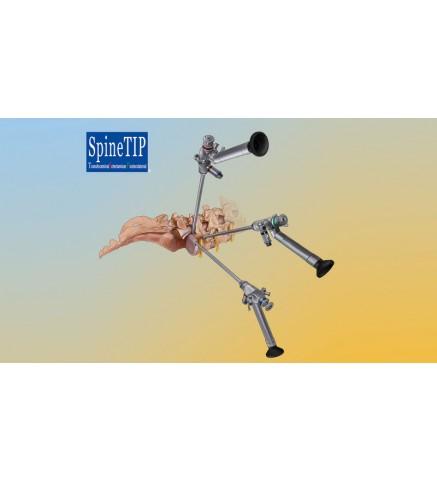 SpineTIP система для чрескожной эндоскопической поясничной декомпрессии