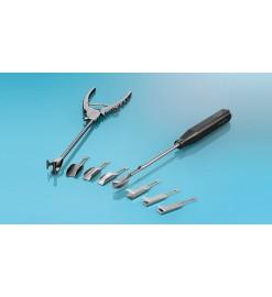 Инструменты для реконструкции крестообразных связок и МПФС KARL STORZ