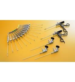 Инструменты KARL STORZ  для эндоскопически ассистированной и эндоскопически контролируемой микронейрохирургии