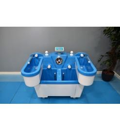 Ванна 4-х камерная Истра-4К струйно-контрастная