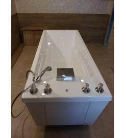 Бальнеологическая ванна Unbescheiden, модель 1.5-3