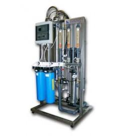 Установки водоподготовки серии УВОИ-МФ-4040