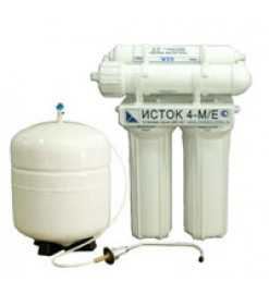 Фильтры для очистки воды Исток 4МЕ