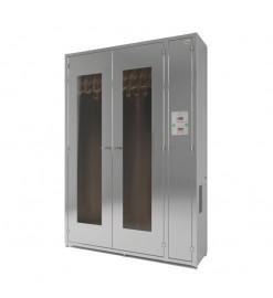 Шкаф для хранения эндоскопов «СПДС-10-ШСК» с продувкой и сушкой каналов