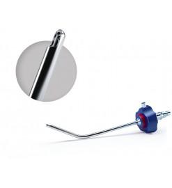 Вставка инструментальная риноскопическая отсекающая (d 4,2 мм, изгиб 35 гр., тыловая) KNB-042R-35