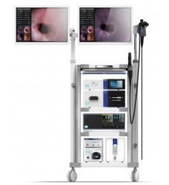 Видеоэндоскопическая система на базе видеоцентра AQ-100 Full HD (CBI+)