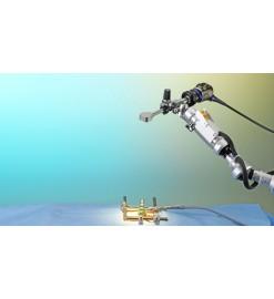 Система двухмерной визуализации для открытой хирургии позвоночника VITOM® II Spine 90°