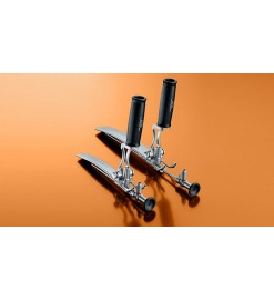 Оптические и осветительные ретракторы KARL STORZ для увеличения и реконструкции груди